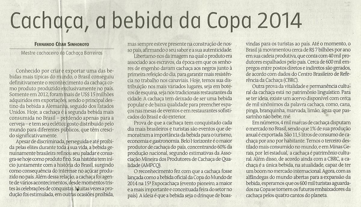 Estado de Minas - 17-06-13