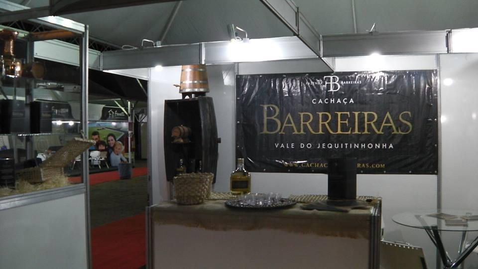 O 13º Festival Mundial de Cachaça de Salinas contou com a presença da Cachaça Barreiras, que foi uma das únicas fora da região convidada a participar!